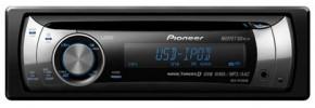 CD/MP3-ресивер Pioneer DEH-P4150UB.