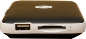 Портативное зарядное с картридером Kingston MobileLite Wireless G2 reader (MLWG2) 3