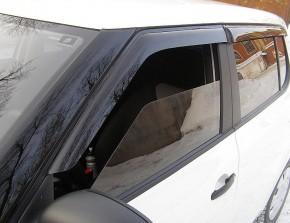 Ветровики СТ Ford Kuga 2013-/Escape 2012- CobraTuning F33413 - фото 10