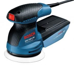 ���������� Bosch GEX 125-1 AE (0601387501)