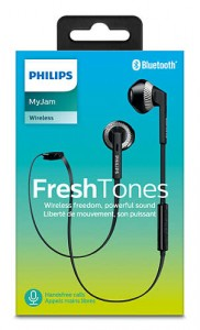 Наушники Philips SHB5250BK/00 Black