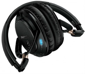 Наушники Philips SHB7250/00 Black 4