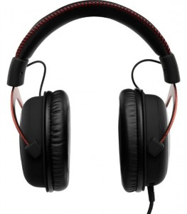 Гарнитура Kingston HyperX Cloud II Gaming Headset Red 3