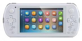 ������� JXD S5800 Quad Core/2sim/3G/GPS White (5 ������) (J-SMg5800Sw)