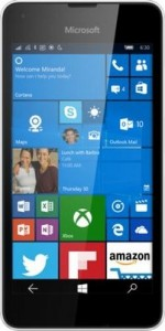 Фото Мобильный телефон Microsoft Lumia 550 White