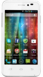 �������� Prestigio MultiPhone 5430 Duo White
