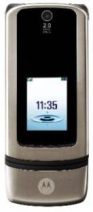 Motorola K3, аккумулятор, зарядное устройство, карта памяти Micro SD 256...