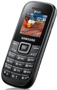 ��������� ������� Samsung E1202i Duos Black (GT-E1202ZKISEK) DDP