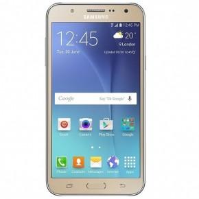 Фото Смартфон Samsung J700H Galaxy J7 Dual Sim Gold