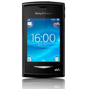 Мобильный телефон Sony Ericsson W150i Yendo Black