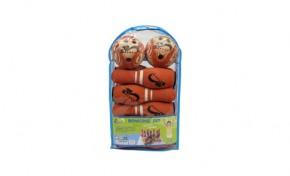 b Safsof/b br Игрушки для активного отдыха Боулинг в сумке, 300 мм.