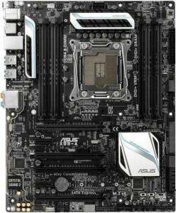 ���� ����������� ����� Asus X99-A/USB3.1 s2011-v3 X99 8xDDR4 M.2 USB3.1 ATX