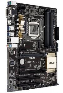 ���� ����������� ����� Asus Z97-P (s1150 Z97 2*PCIex16)