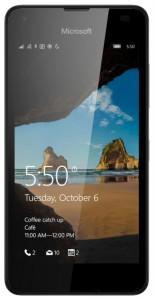 Фото Мобильный телефон Microsoft Lumia 550 Black