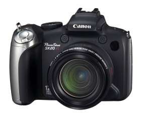 ����������� Canon PowerShot SX20 IS
