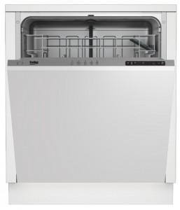 Встраиваемая посудомойка Beko DIN15212