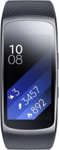 Фитнес-браслет Samsung Gear Fit 2 (SM-R3600DAASEK) Dark Grey 3