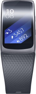 Фитнес-браслет Samsung Gear Fit 2 (SM-R3600DAASEK) Dark Grey 6