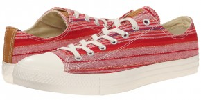 Фото Кеды Converse Chuck Taylor All-Star (41UA 8.5US 27см) Red/Acorn/Egret