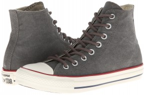 Фото Кеды мужские Converse Chuck Taylor All Star Canvas Hi (43UA 10US 28.5см) Charcoal