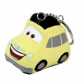 Мягкая игрушка-брелок Луиджи, 9см, Disney Plush.  Дисней/Пиксар-Тачки.