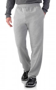Фото Штаны мужские Fruit Of The Loom Fleece Elastic Bottom L Stghtr2