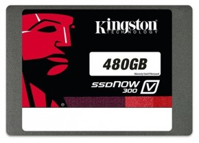 "���� SSD-���������� Kingston 2,5"" V300 480GB (SV300S3N7A/480G)"