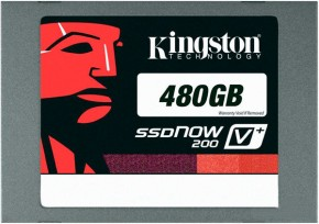 "���� SSD-���������� Kingston 2,5"" V300 480GB (SV300S37A/480G)"