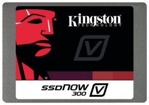Фото SSD-накопитель Kingston V300 240GB 7mm SATA III (Bundle D-p) (SV300S3D7/240G)