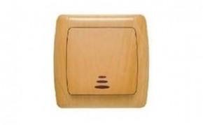 viko выключатель с подсветкой схема подключения