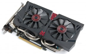 ���� ���������� Asus GeForce nVidia PCI-E STRIX-GTX960-DC2OC-4GD5