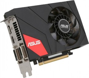 ���� ���������� Asus nVidia GeForce GTX970 4096Mb, 256bit, DDR5 (GTX970-DCMOC-4GD5)