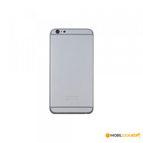 Корпус для Apple iPhone 6S Plus серебристый (906127664)