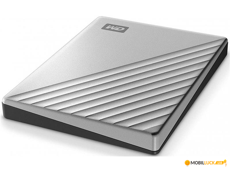 Жесткий диск Western Digital My Passport Ultra ext 2.5 USB 1.0TB Silver (WDBC3C0010BSL-WESN)
