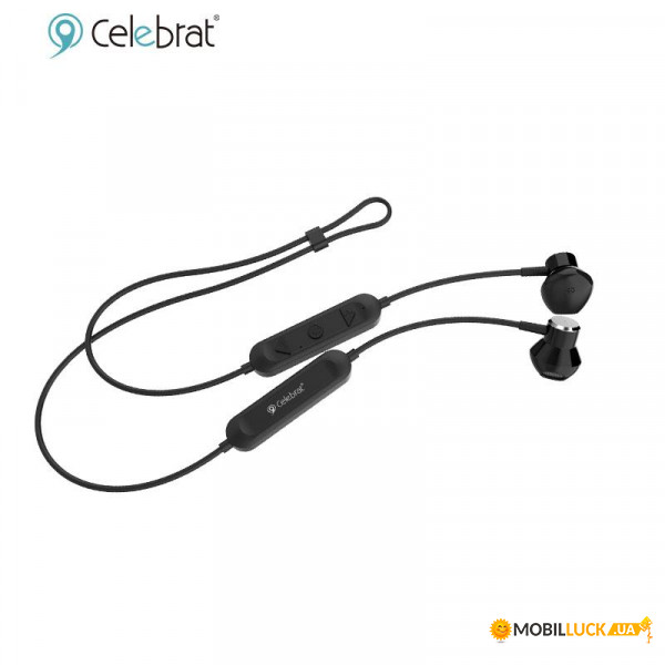 Наушники Celebrat Bluetooth A13 Black