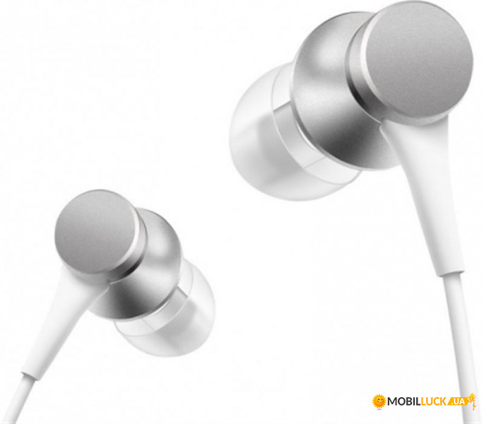 Гарнитура Xiaomi Mi Earphones Basic Matte Silver (ZBW4368IN)
