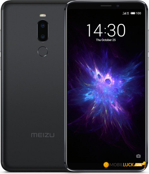 Смартфон Meizu Note 8 4/32GB Black *CN
