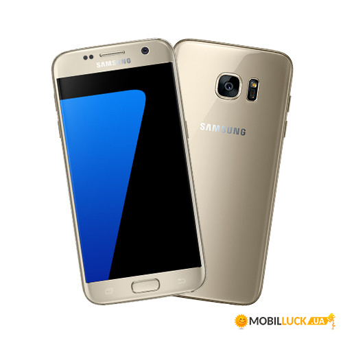 Смартфон Samsung G930FD Galaxy S7 32Gb Gold *EU