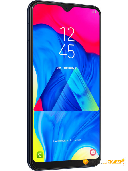 Смартфон Samsung Galaxy M10 M105F 2/16GB Black *EU