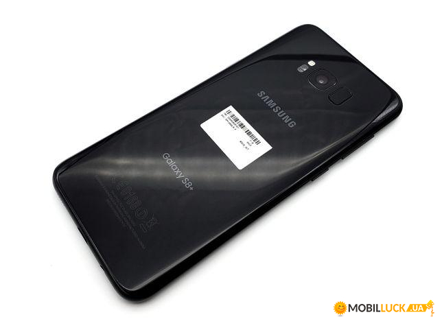 Смартфон Samsung Galaxy S8+ 4/64GB Black SM-G955U 1sim USA Snapdragon *Refurbished