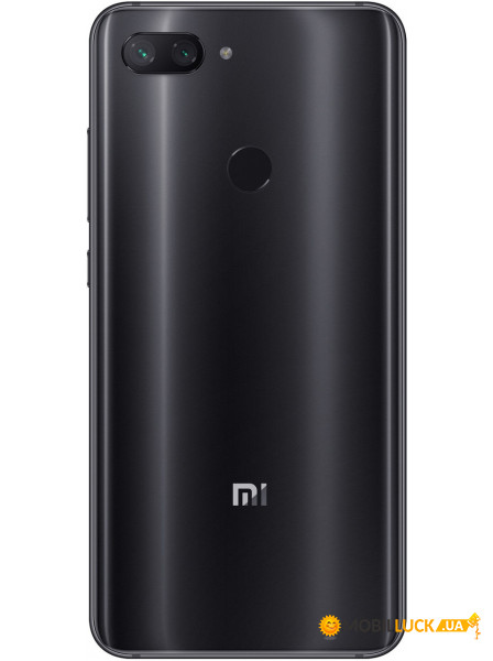Смартфон Xiaomi Mi 8 Lite 6/64Gb Midnight Black *CN