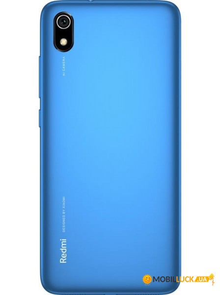 Смартфон Xiaomi Redmi 7A 2/16GB Gem Blue *EU