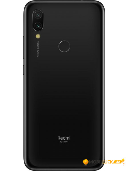 Смартфон Xiaomi Redmi 7 3/64GB Eclipse Black *UA