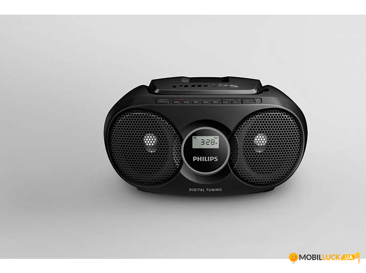 Магнитола Philips AZ215B Black