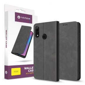 Чехол-книжка MakeFuture Wallet Case Xiaomi Mi 9T/9T Pro Black (MCW-XM9TBK)