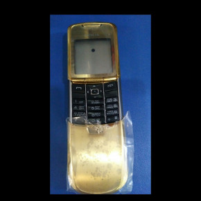 Корпус для Nokia 8800 Original Black / Gold