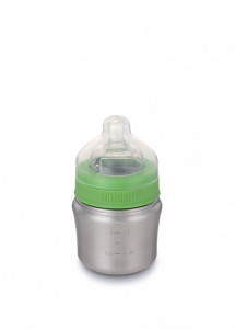 Бутылочка для кормления Klean Kanteen Baby Bottle Brushed Stainless 148 ml