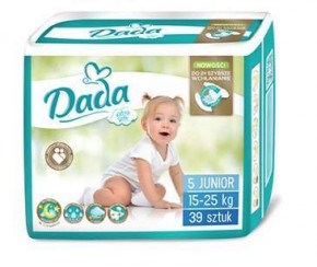 Подгузники Dada Extra Soft 5 Junior (15-25 кг), 39 шт 939671