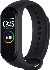 Фитнес-браслет Xiaomi Mi Band 4 Global Black