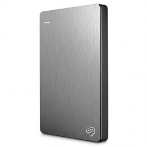 Жесткий диск Seagate ext 2.5 USB 1.0TB Backup Plus Slim Space Gray (STHN1000405)